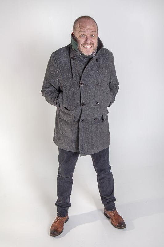 Full length Winter James